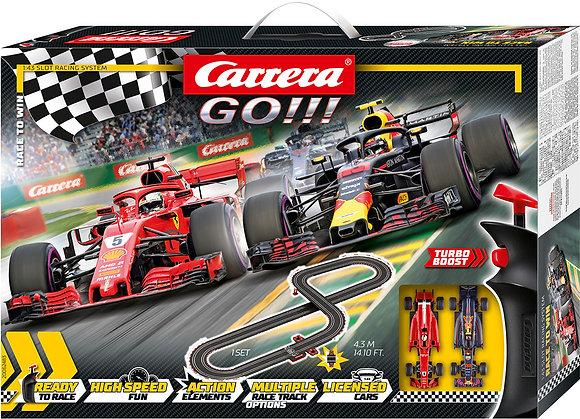 CARRERA 62483 GO!!! Race to Win Set