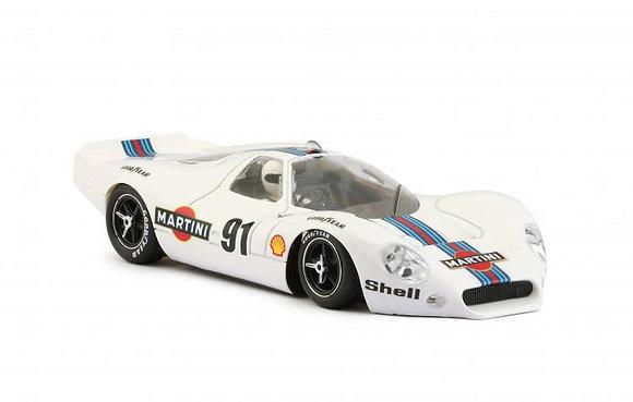 NSR-0191SW Future Release P68 Martini Racing White #91