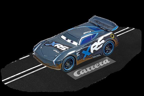 CARRERA GO!!!-64154 Disney-Pixar Cars - Jackson Storm - Mud Racers