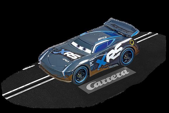 CARRERA 64154 GO!!! Disney-Pixar Cars - Jackson Storm - Mud Racers