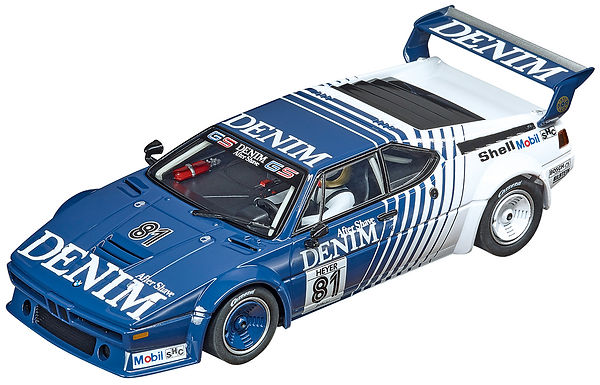 CARRERA-27627 BMW Pro Denim #81 1980
