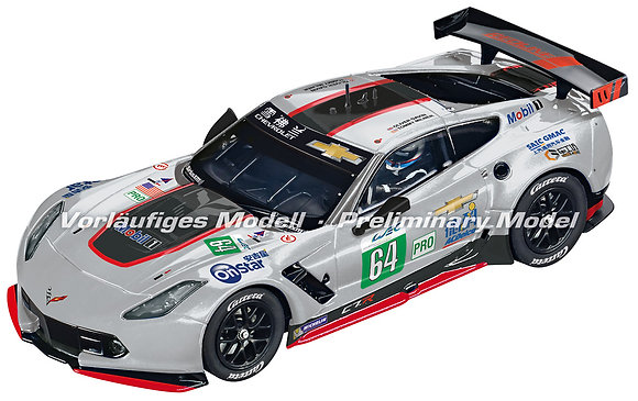CARRERA 27633 Chevrolet Corvette C7.R No 64