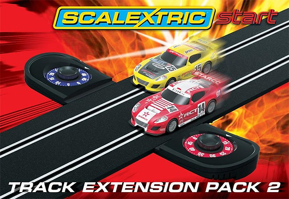 SCALEXTRIC C8528 Start Lapcounter Extension Pack