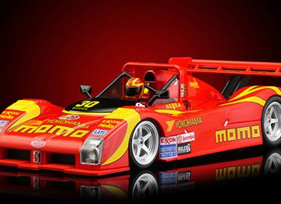 REVOSLOT-0086 Ferrari 333 SP 24hr Daytona 1996 #30 Momo