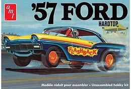 AMT 1010 1/25 '57 Ford Hardtop Model Kit 1/25