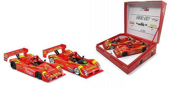 REVOSLOT-0088 Ferrari 333SP Daytona Twin Pack 1996/1998