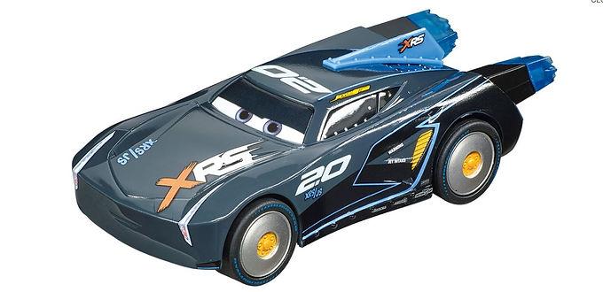 CARRERA GO!!!-64164 Disney Pixar Cars - Jackson Storm - Rocket Racer