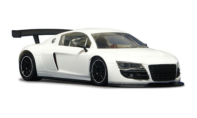 NSR-1097SW Future Release Audi R8 White Body Kit SW Shark 25K EVO