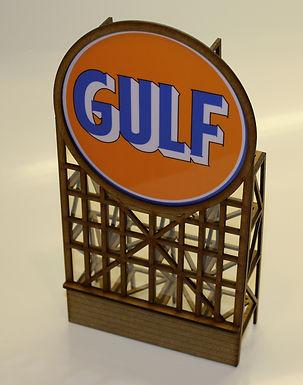 MAGNETIC RACING-BILL027 Flashing Gulf 1:32 scale Kit