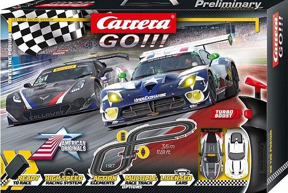 CARRERA GO!!!-62521 Onto the Podium