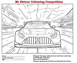 Age 12 to 16 years Colouring Competition