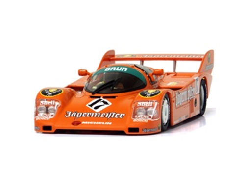 SLOT.IT-CA17B Porsche 962C KH 1st Spa Jagermeister