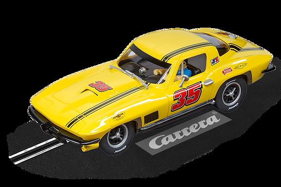 CARRERA-27615 Evo Chevrolet Corvette Stingray #35