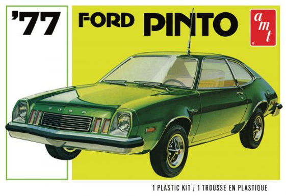 AMT-1129 1/25 1977 Ford Pinto Plastic Kit