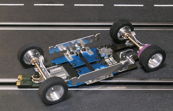 PLAFIT-1900 Assembled Rolling Chassis