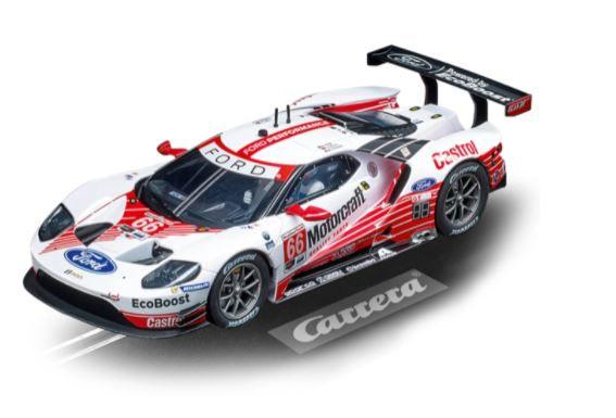 CARRERA-23893 Digital 1/24 Ford GT Race Car No.66