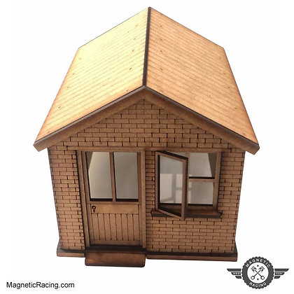 MAGNETIC RACING 020 General Purpose Hut 1:32 scale Kit