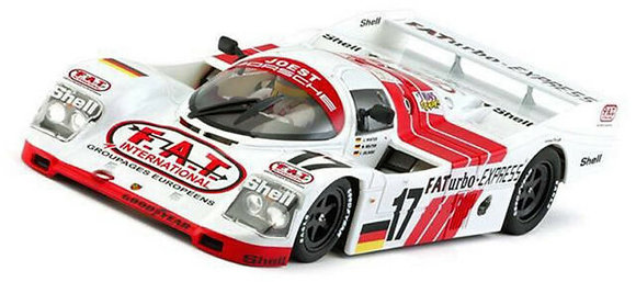SLOT.IT CA03H - Porsche 962C LH - 24 hr Le Mans 1993 #17