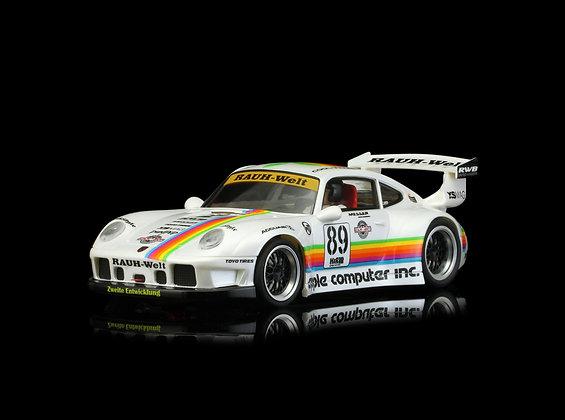 RevoSlot  0048 RevoSlot Porsche 911 GT2 No.89 Apple White.