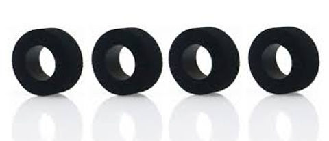 SLOT.IT PT1209SP30 4 x SP30 Compound sponge tyres - designed not to be glued.