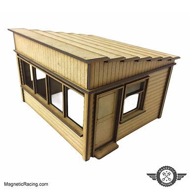 MAGNETIC RACING-009 Large Marshall Hut Kit