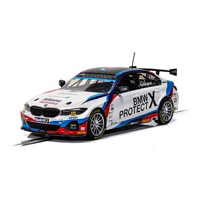 SCALEXTRIC-C4188 BMW 330I M-Sport - BTCC 2019 - Colin Turkington