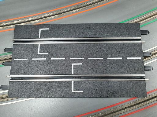 CARRERA-23586L Grid Straight (1 piece) - LOOSE