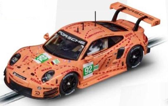 CARRERA-30964  Future Release Digital Porsche 911 RSR #92
