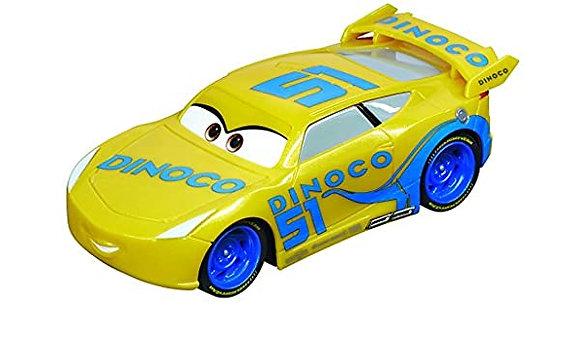 CARRERA 64083 GO!!! Cars 3 Dinoco Cruz