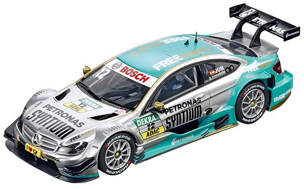 """CARRERA-30742 Digital AMG Mercedes C-Coupe DTM """"D. Juncadella, No. 12"""""""