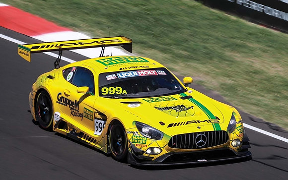 SCALEXTRIC Future Release C4075 MERCEDES AMG GT3 - BATHURST 12 HOURS 2019