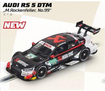"""CARRERA-23917 Digital 1/24 Future Release Audi RS 5 DTM """"M.Rockenfeller, No.99"""