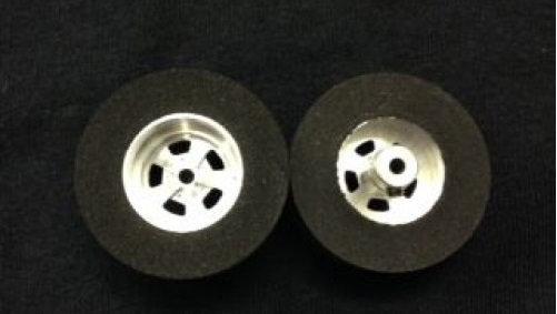 JDS 7028 3/32 x 1 3/16 x .500 SS Cragar Rear Drag Wheels