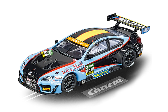 CARRERA-30917 Digital BMW M6 Molitor Racing #14