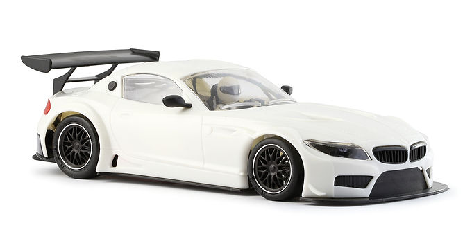 NSR-1196SW Future ReleaseE BMW Z4 E89 White Body Kit Triang SW Shark 25K EVO