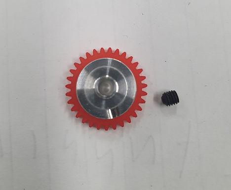 """PLAFIT-8543AX Spur Gear 31T 3/32"""" Axle"""
