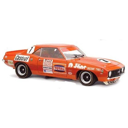 SCALEXTRIC C4172 ZL-1 CAMARO - 1972 ATCC - SYMMONS PLAINS