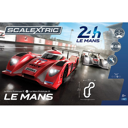 SCALEXTRIC-C1368 Future Release Le Mans Set Future Release