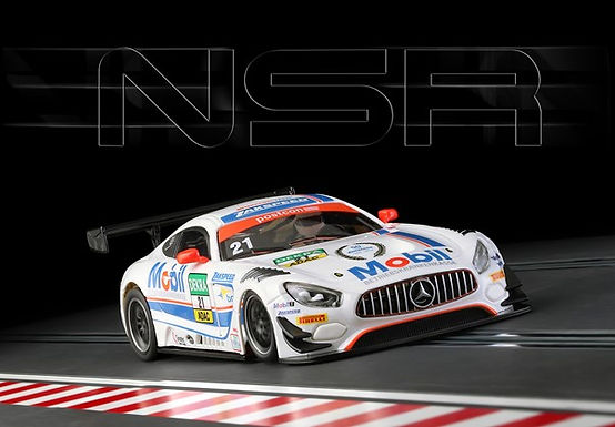NSR-0190SW Future Release Mercedes AMG GT3 Mobil #21