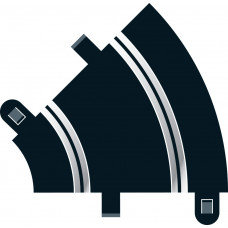 SCALEXTRIC C8202 R1 Inner Curve 45 degrees