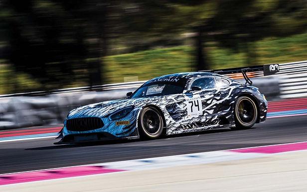 SCALEXTRIC-C4162 Mercedes AMG GT3 - Monza 2019 - Ram Racing