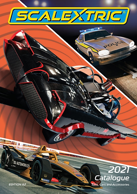 SCALEXTRIC-C8186 2021 Catalogue
