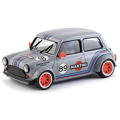BRM/TTS-096G Mini Cooper Martini #89 (Grey)