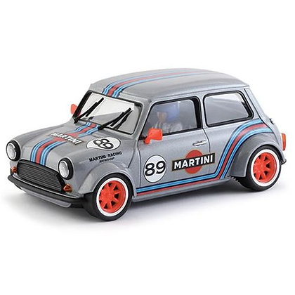 BRM/TTS 096G Mini Cooper Martini #89 (Grey)