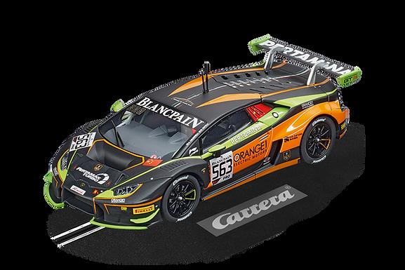 CARRERA-27620 Lamborghini Huracan Orange1 FFF Racing Team