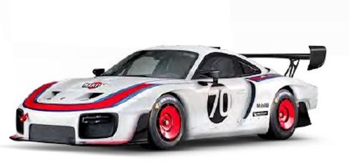 """CARRERA-30922 Digital Porsche 935 GT2 """"No.70"""""""