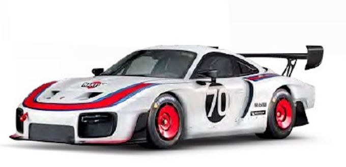 "CARRERA-30922 Digital Porsche 935 GT2 ""No.70"""