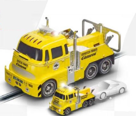 CARRERA-30978  Future Release Digital CARRERA-Wrecker - Pick Up Truck