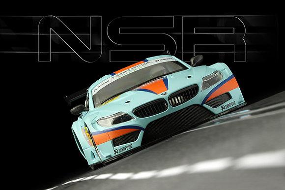 NSR-0103AW BMW Z4 Gulf #52 KING 21