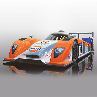 SCALEXTRIC-C4090 Team LMP Gulf